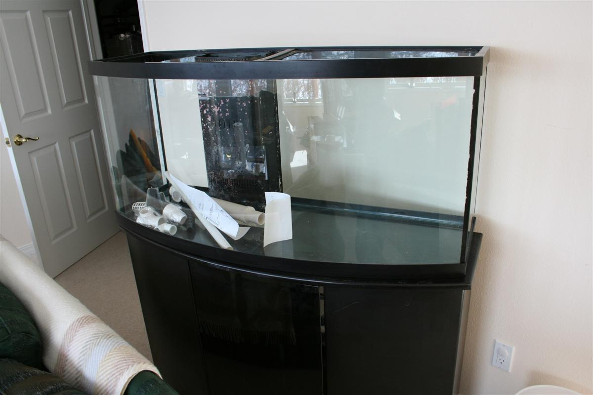 New aquarium for Oceanic fish tanks